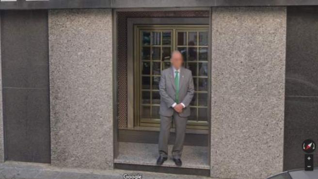 Manuel Ruiz de Lopera, 'cazado' por Google en sus oficinas