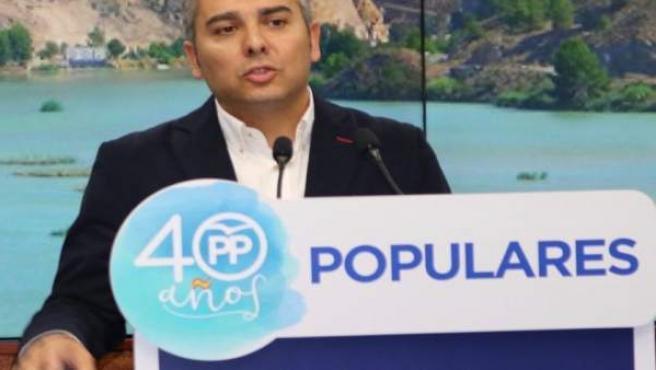 PP critica que 'cada vez que gobierna el PSOE se cuestiona el Tajo Segura'