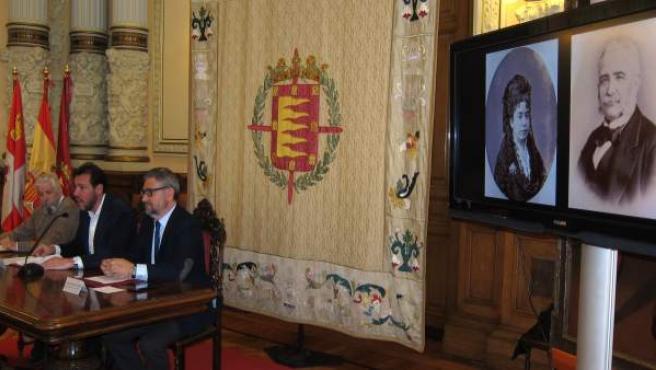 La familia Martínez-Fortún dona al Ayuntamiento su archivo, que comprende docume