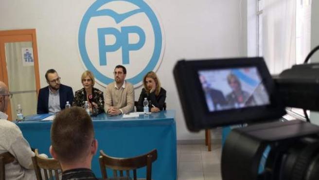 Cádiz.-28A.- El PP dice que 'el gobierno de Pablo Casado será quien construya la
