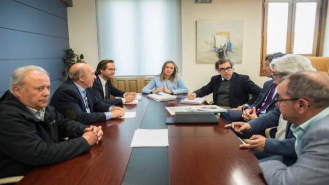 Granada.- La Junta destaca el desbloqueo de obras compensatorias del Metro de Gr