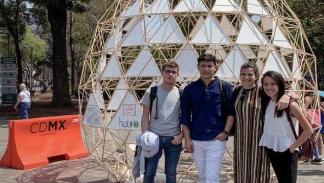 Cuatro estudiantes de la Universidad de Navarra participan en el Festival de Arq