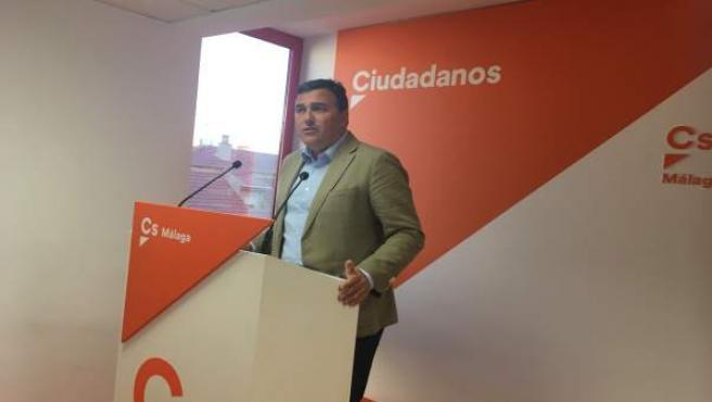 Málaga.- Cs destaca que las medidas para minimizar los efectos del 'Brexit' bene