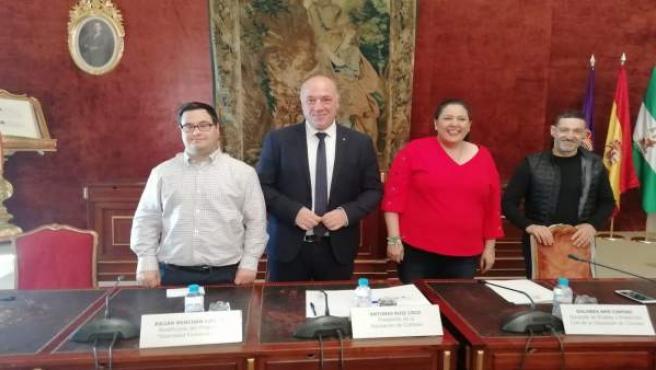 Córdoba.- La Diputación favorece el acceso a una oportunidad laboral a nueve per