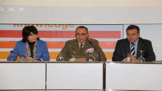 Sevilla.-Jornada de la UNIA analiza el rol de las Fuerzas Armadas españolas en l