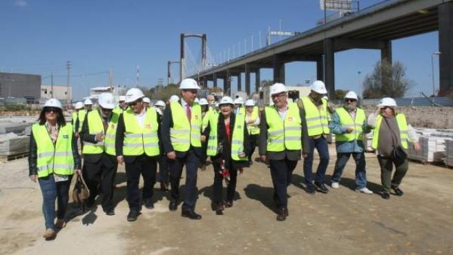 Sevilla.-El centro comercial de Palmas Altas abrirá el 27 de septiembre y tendrá