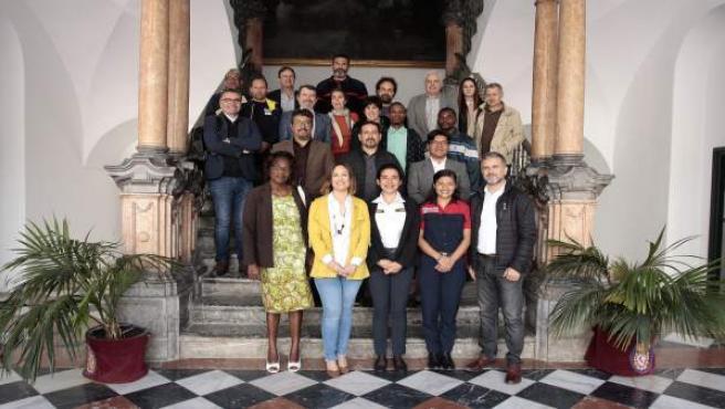 CórdobaÚnica.- El Programa de Pasantías de la Delegación de Cooperación al Desar