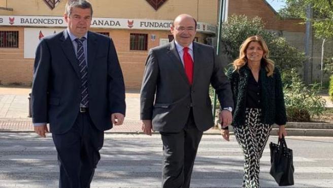 Granada.- 26M.- Carlos Díaz se incorpora a la candidatura del PP y deja la vicep