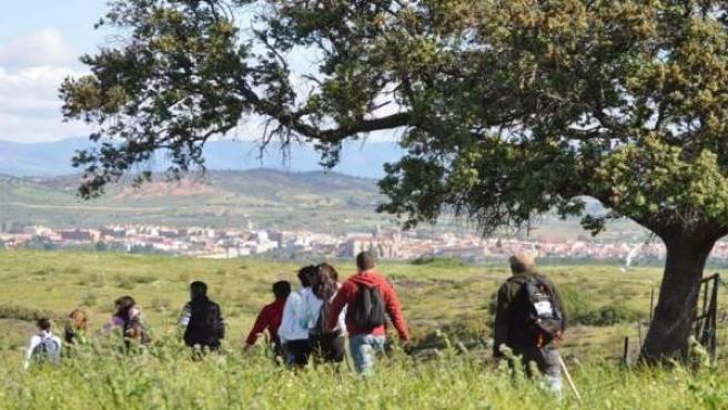 Turismo.- Zarza la Mayor y Alagón del Río disfrutarán de las actividades del pro