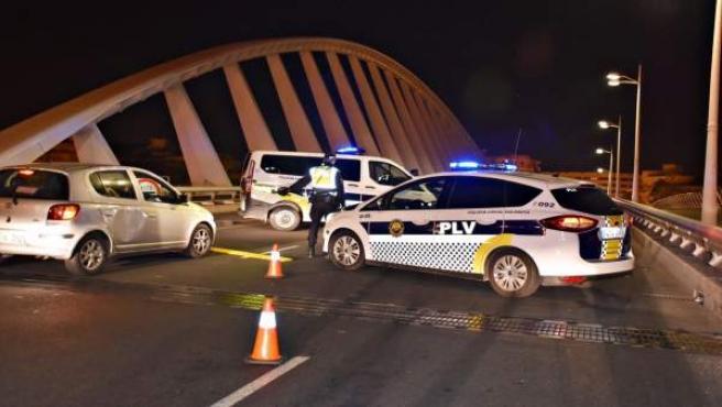 Valencia.- La Policía Local pide ayuda ciudadana para averiguar la matrícula de