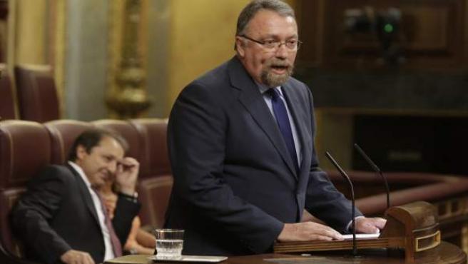 Isidro Martínez Oblanca, diputado de Foro Asturias