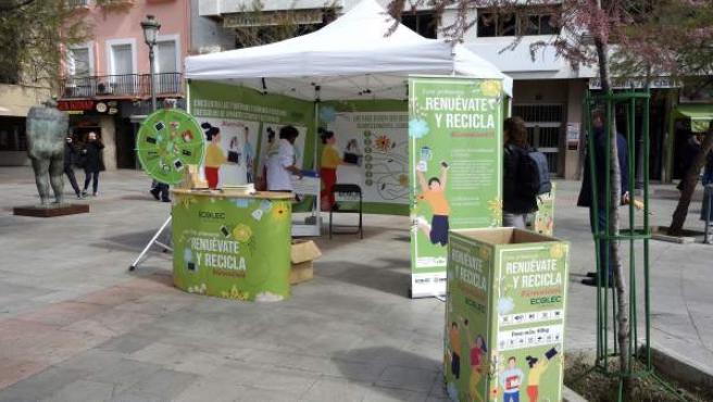 Granada.- El Ayuntamiento impulsa una campaña para concienciar sobre el reciclaj