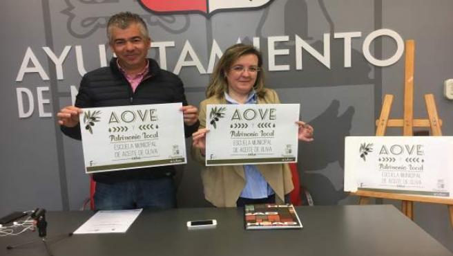 Jaén.- Martos elige lugares emblemáticos para poner en marcha su escuela municip