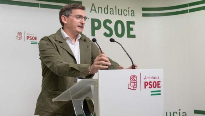 """28A.- Sust.- Sánchez Teruel: """"Las listas que dictaminó el domingo el Comité Federal son mis listas"""""""
