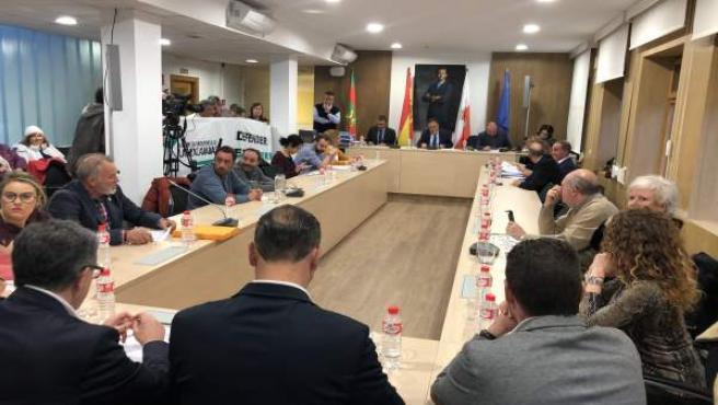 Torrelavega.- El Pleno aprueba inicialmente la revisión del nuevo PGOU