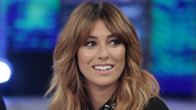 La actriz Blanca Suárez en una de sus últimas apariciones en el programa El hormiguero de Pablo Motos.