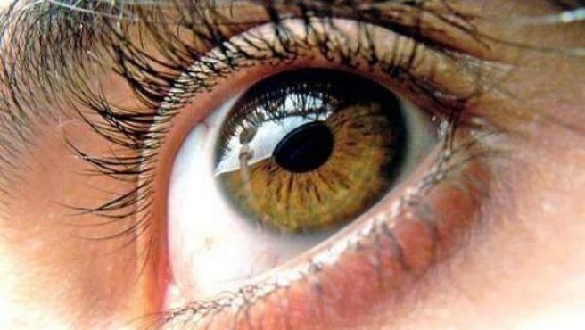 Imagen de archivo de un ojo.