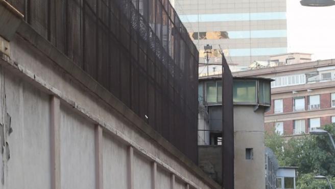 Imágen de la cárcel Modelo de Barcelona.