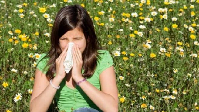 Un 'respiro' para los alérgicos: la primavera será suave para ...