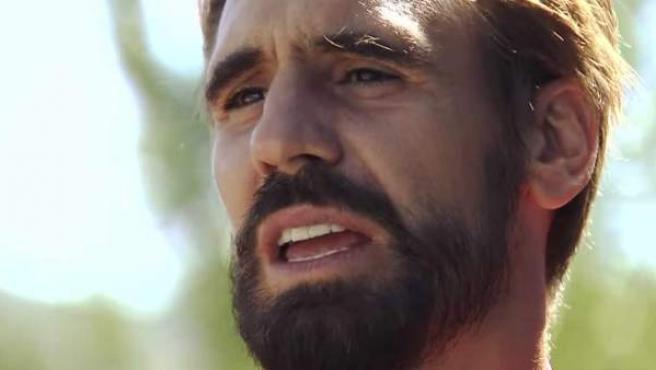 El futbolista Borja Fernández.