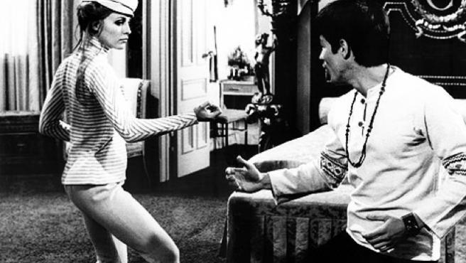Vídeo del día: Así entrenó Bruce Lee a Sharon Tate