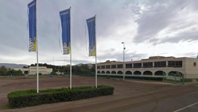 Centro de Experiencias Michelin de Almería (CEMA), ubicado en Níjar (Almería).