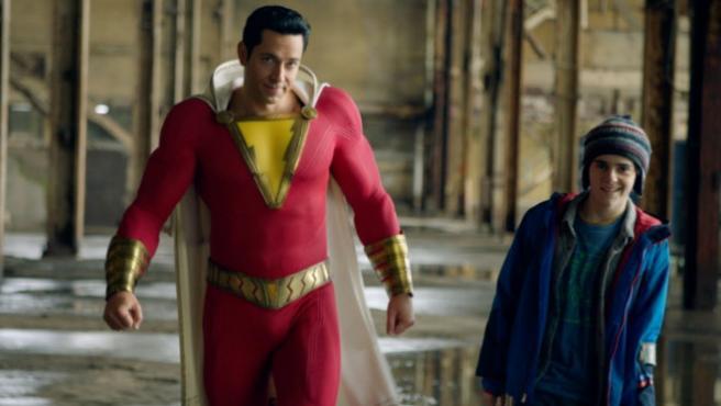 ¿Está DC ante su mejor película? La crítica pone '¡Shazam!' por las nubes