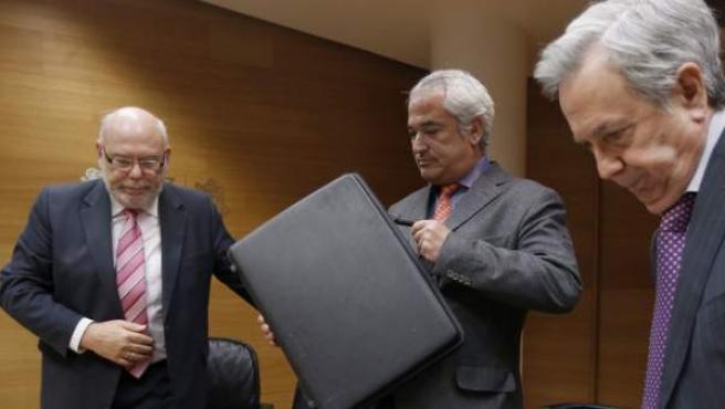 El letrado y presidente de la Asociación de Usuarios de Servicios Financieros (Ausbanc), Luis Pineda.