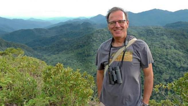 Pedro Jordano, investigador del CSIC en la Estación Biológica de Doñana.