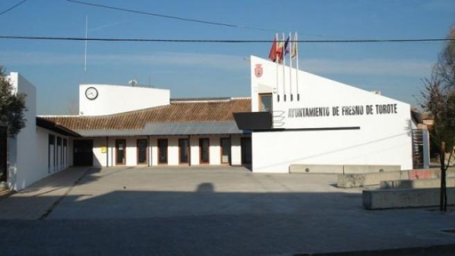 Ayuntamiento de Fresno de Torote.