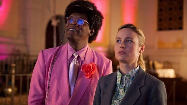 Tráiler de 'Tienda de unicornios': Brie Larson viste de rosa a Samuel L. Jackson en su debut como directora