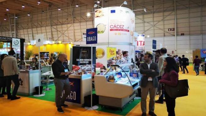 [Sevilla] Foto Y Nota De Prensa: Empresas Agroalimentarias De Cádiz Participan C