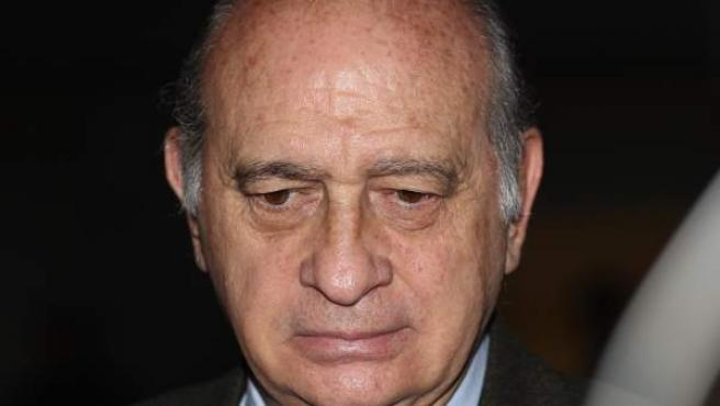 Jorge Fernández Díaz, exministro del Interior.