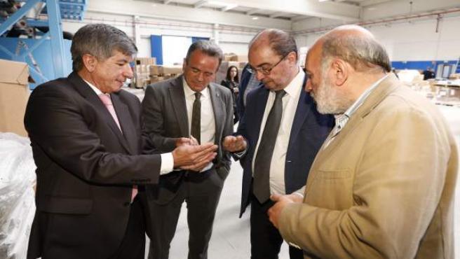 Zaragoza.- La factoría de Sigit Automotive de Calatayud invierte 12 millones en