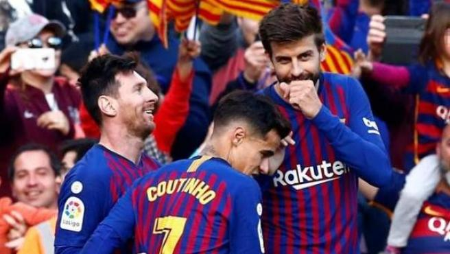 Barcelona vs. Espanyol.