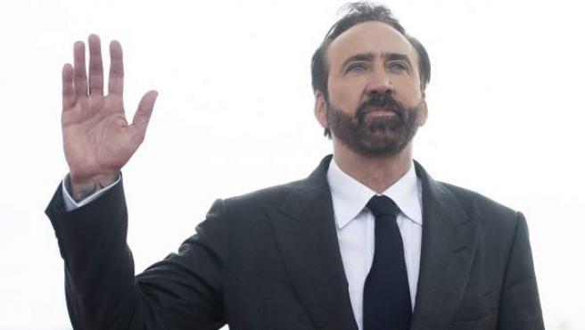 Nicolas Cage, en un evento reciente.
