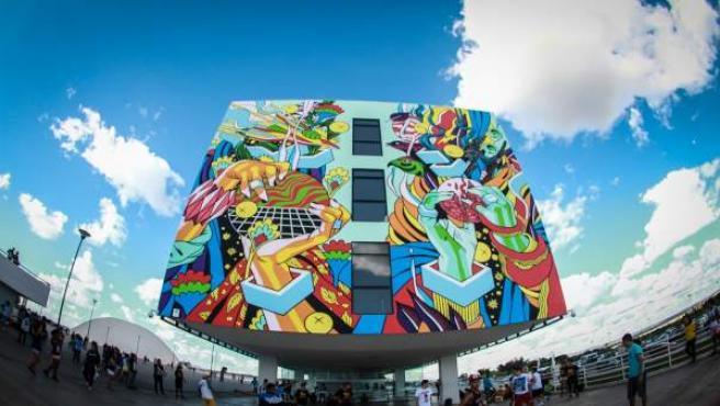 Un total de 14 artistas internacionales pintarán 10 silos de la provincia de Ciu