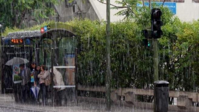 Las lluvias y el frío regresan este domingo a España.