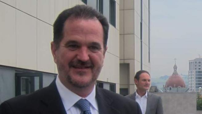 El eurodiputado popular Carlos Iturgaiz.