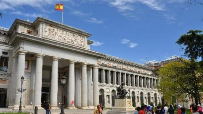 Museo del Prado de Madrid.