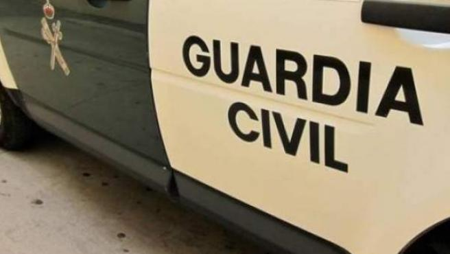 Imagen de archivo de coche de la Guardia Civil.
