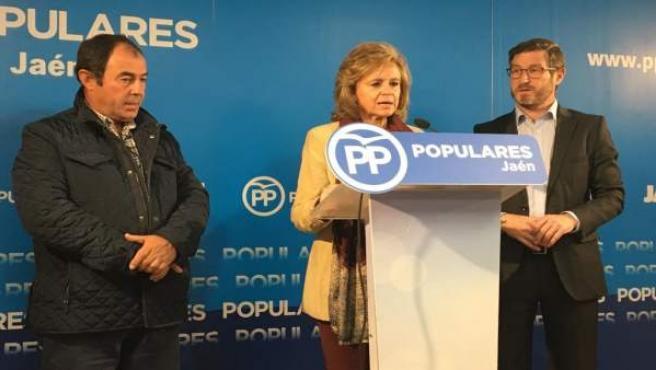 Jaén.-28A.- PP ve 'clave' apoyar a familias y pequeños municipios y mejorar infr