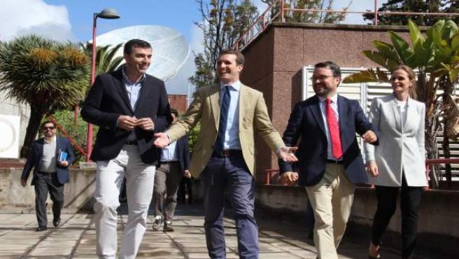 Casado propone destinar el 2% del PIB a I+D+i para convertir a España en la 'Cal