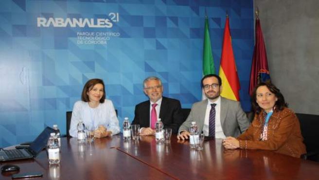 Córdoba.- La Junta apuesta por Rabanales 21 como 'centro tecnológico de primer n