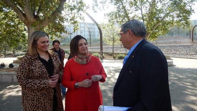 Córdoba.-26M.-La alcaldesa afirma que los socialistas harán 'una apuesta decidid