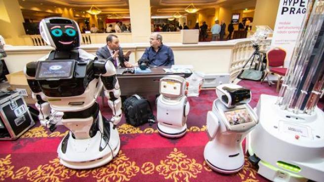 Málaga.- Málaga acogerá el próximo año el mayor evento europeo de robótica