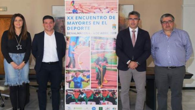 Málaga.- Benalmádena acoge este jueves a 1.500 personas en la celebración de los