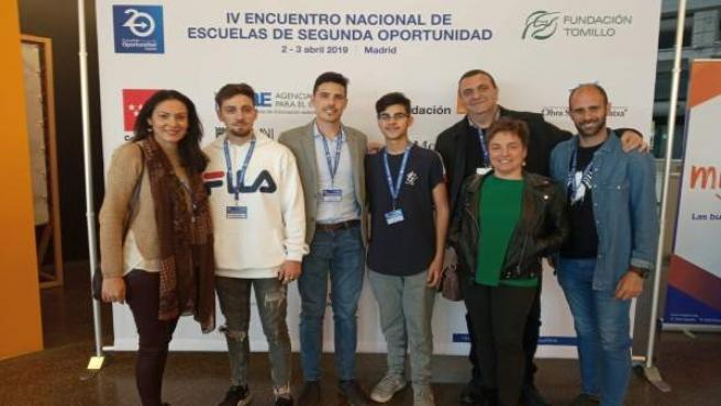 Cádiz.- La Asociación Arrabal en Chiclana logra la primera acreditación como Esc