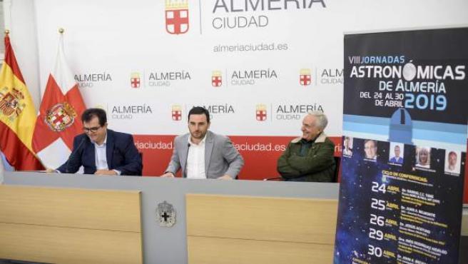 Las VIII Jornadas Astronómicas volverán a reunir en Almería a expertos internacionales en cosmología y ciencia