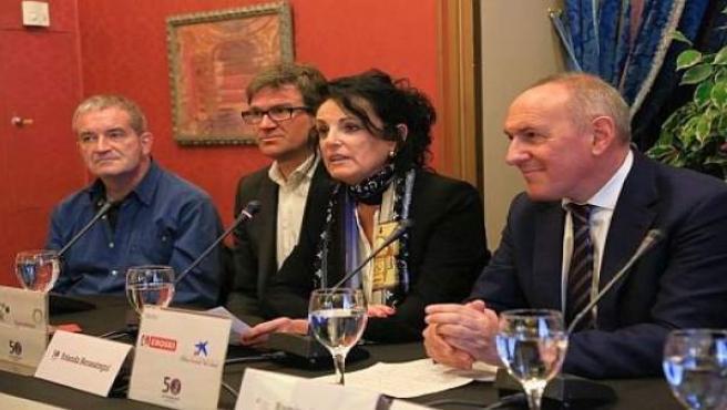 La 'Sinfonía Vitoria-Gasteiz' cerrará este jueves los actos del 50 aniversario d